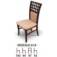 A18 - Krzesło Pokojowe