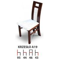 A19 - Krzesło Pokojowe