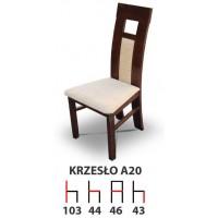 A20 - Krzesło Pokojowe