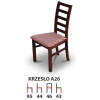 A26 - Krzesło Pokojowe