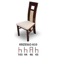 A33 - Krzesło Pokojowe
