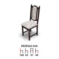 A36 - Krzesło Pokojowe