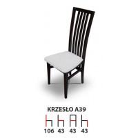 A39 - Krzesło Pokojowe