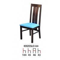 A4 - Krzesło Pokojowe