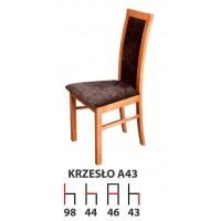 A43 - Krzesło Pokojowe