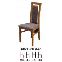 A47 - Krzesło Pokojowe