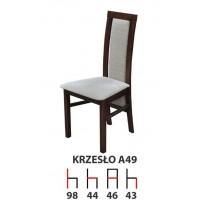 A49 - Krzesło Pokojowe