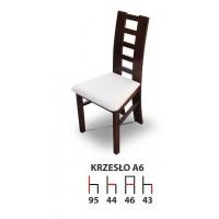 A6 - Krzesło Pokojowe