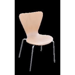 Krzesło sklejka (trójkąt)
