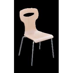 Krzesło sklejka (owal)