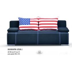 USA I - kanapa