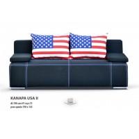 USA II - kanapa