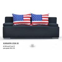 USA III - kanapa