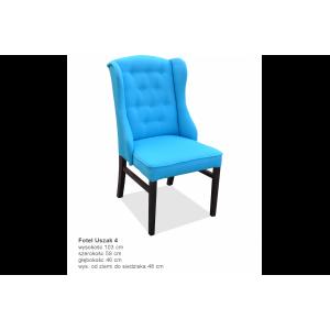 Fotel USZAK (4) z guzikami