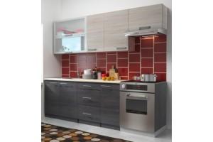 Zestawy mebli kuchennych ARKOS - nie przyjmujemy zamówień  na pojedyncze szafki kuchenne.