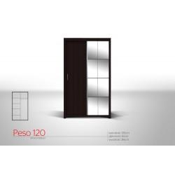 Peso - Szafa przesuwna 120 x 216