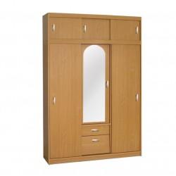 Garderoba AM – Szafa Fredek z lustrem 150x220