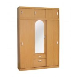 Garderoba AM – Szafa Kajtek 2 z lustrem 150x240
