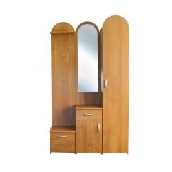 Garderoba AM – Szafa Klara z lustrem 120x200