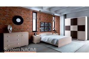 Meble Sypialnia NAOMI - dużo kolorów NA ZAMÓWIENIE