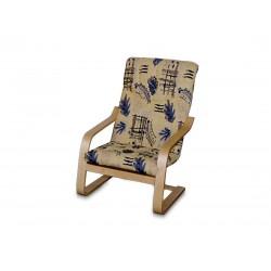 BUJAK - fotel