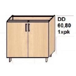 """KUCHNIA SIMONA - szafka kuchenna dolna z  półką """"60"""" DD60"""