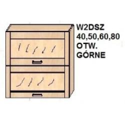 KUCHNIA MARGARET - szafka kuchenna górna W2DSZ 80