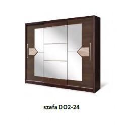 DOME - Szafa przesuwna 240 x 216  2D (DO2-24)