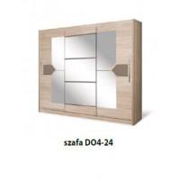 DOME - Szafa przesuwna 240 x 216  2D (DO4-24)