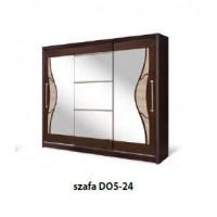 DOME - Szafa przesuwna 240 x 216  2D (DO5-24)