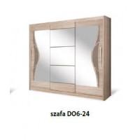 DOME - Szafa przesuwna 240 x 216  2D (DO6-24)