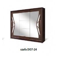 DOME - Szafa przesuwna 240 x 216  2D (DO7-24)