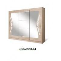 DOME - Szafa przesuwna 240 x 216  2D (DO8-24)