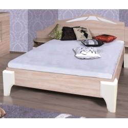 DOME - Łóżko 160 (DL2-4) bez szafek bez materaca
