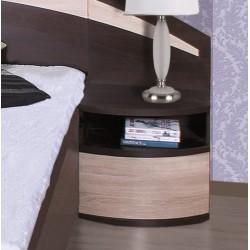 DOME - Szafka nocna do łóżka 160 DL1-1