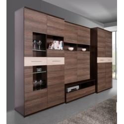 ERIKA - Zestaw z drzwiami i półką