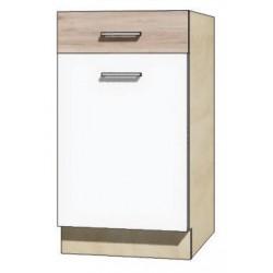 """Kuchenna szafka dolna z szufladą i półką ECO-3D """"45"""""""