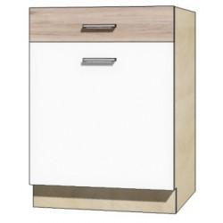 """Kuchenna szafka dolna z szufladą i półką ECO-5D """"60"""""""
