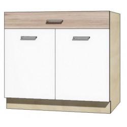"""Kuchenna szafka dolna z szufladą i półką ECO-7D """"90"""""""
