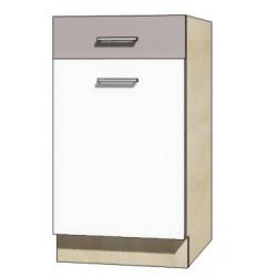 """Kuchenna szafka dolna z szufladą i półką GLO-3D """"45"""""""