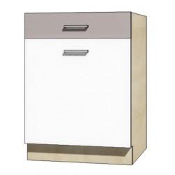 """Kuchenna szafka dolna z szufladą i półką GLO-5D """"60"""""""