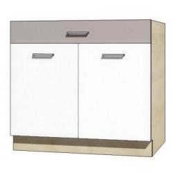 """Kuchenna szafka dolna z szufladą i półką GLO-7D """"90"""""""