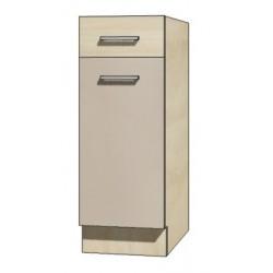 """Kuchenna szafka dolna z szufladą i półką PRE-1D """"30"""""""