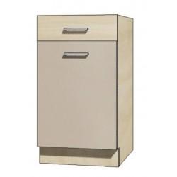 """Kuchenna szafka dolna z szufladą i półką PRE-3D """"45"""""""