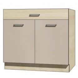 """Kuchenna szafka dolna z szufladą i półką PRE-6D """"80"""""""