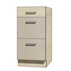 "Kuchenna szafka dolna z szufladami PRE-10D ""60"""