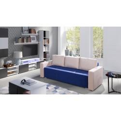 SPRINT Sofa Niebieska 226 x 96