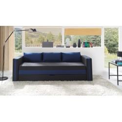 EUFORIA DUO niebieski - sofa