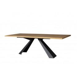 LOFT - Nowoczesny stół w naturalnej okleinie w rozmiarze do wyboru