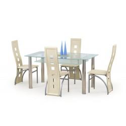 CRISTAL MLECZNY - Stół